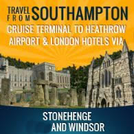 Cruise transfers from Southampton to London picture